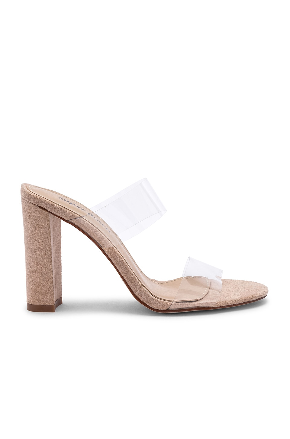 superdown Knox Heel in Nude