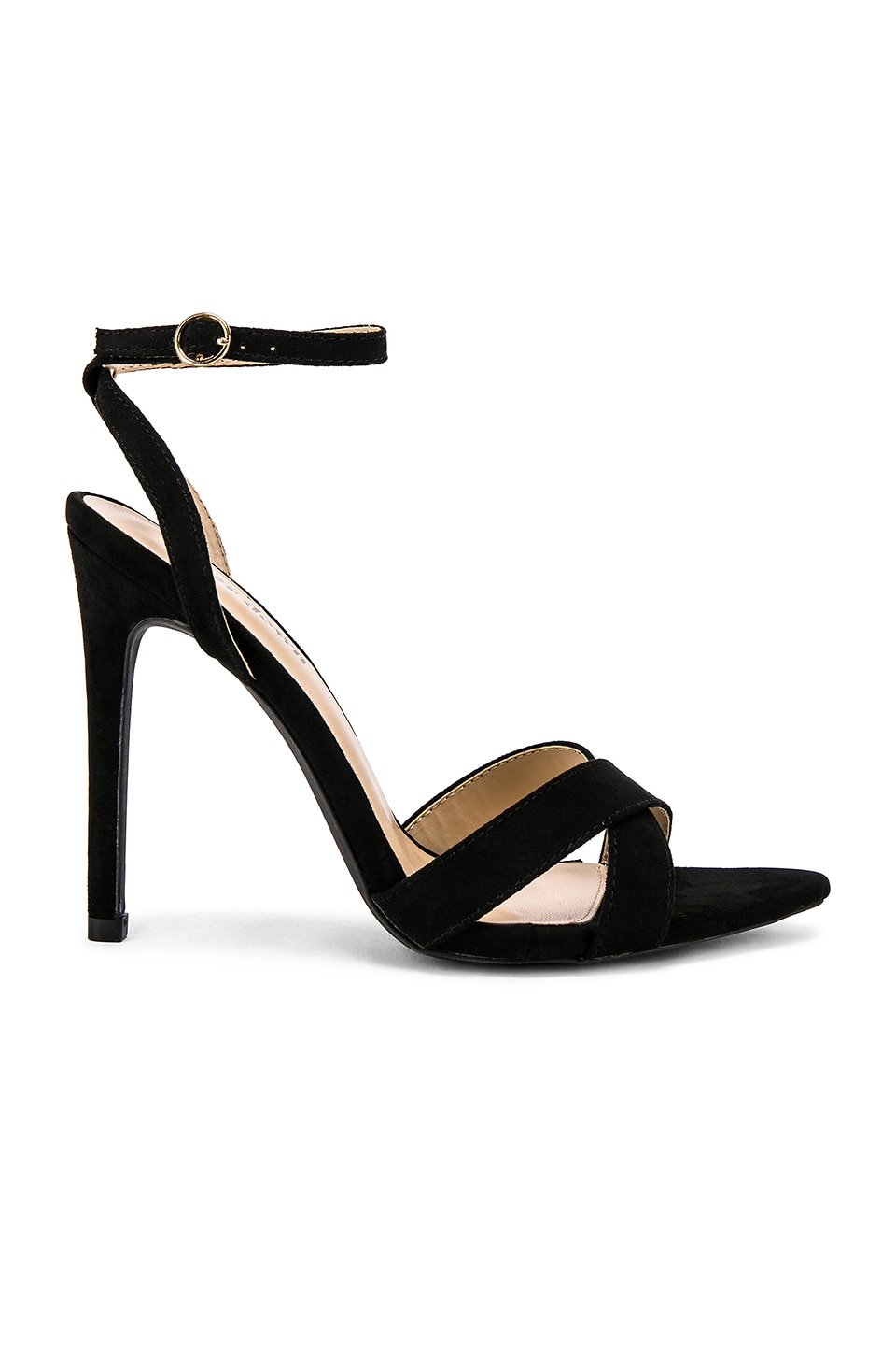 superdown Niecy Heel in Black
