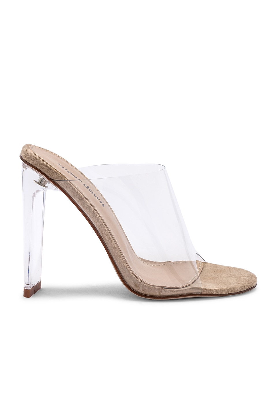 superdown Crawford Heel in Nude