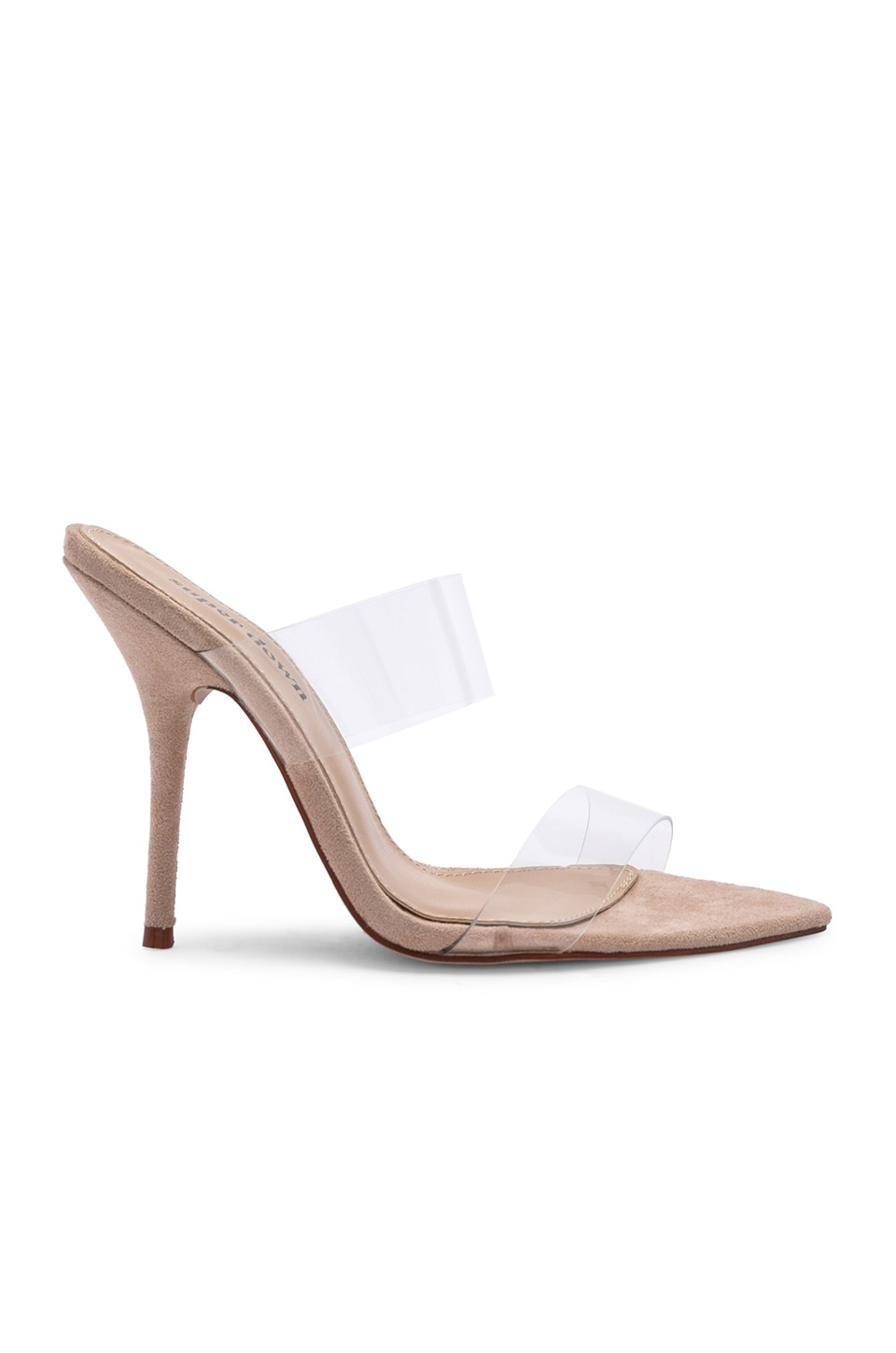 superdown Myra Heel in Nude