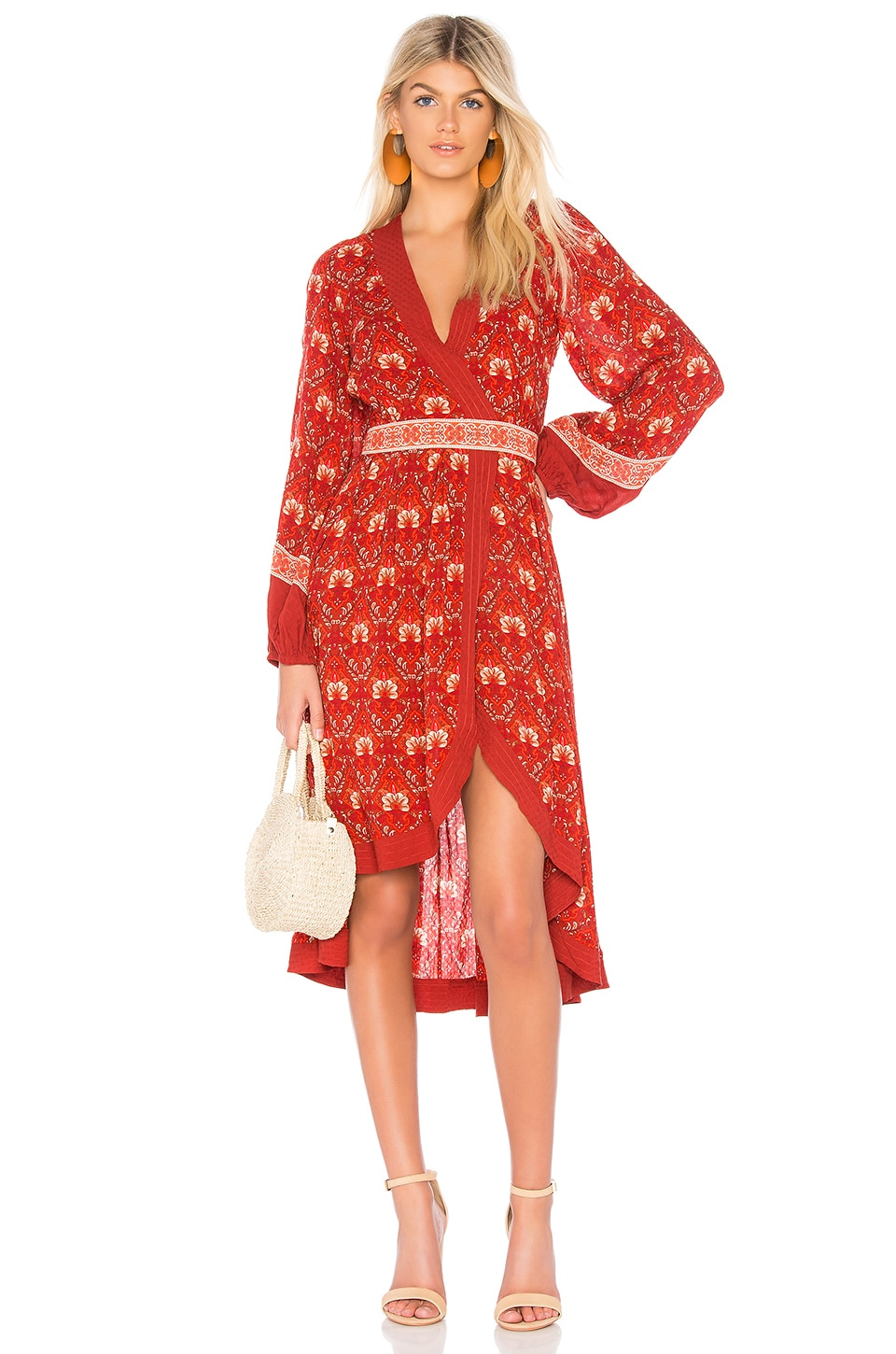 SPELL & THE GYPSY COLLECTIVE JEWEL SOIREE DRESS