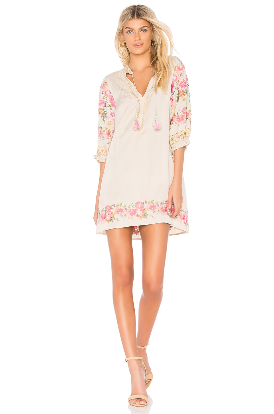 SPELL & THE GYPSY COLLECTIVE CLEO TUNIC DRESS