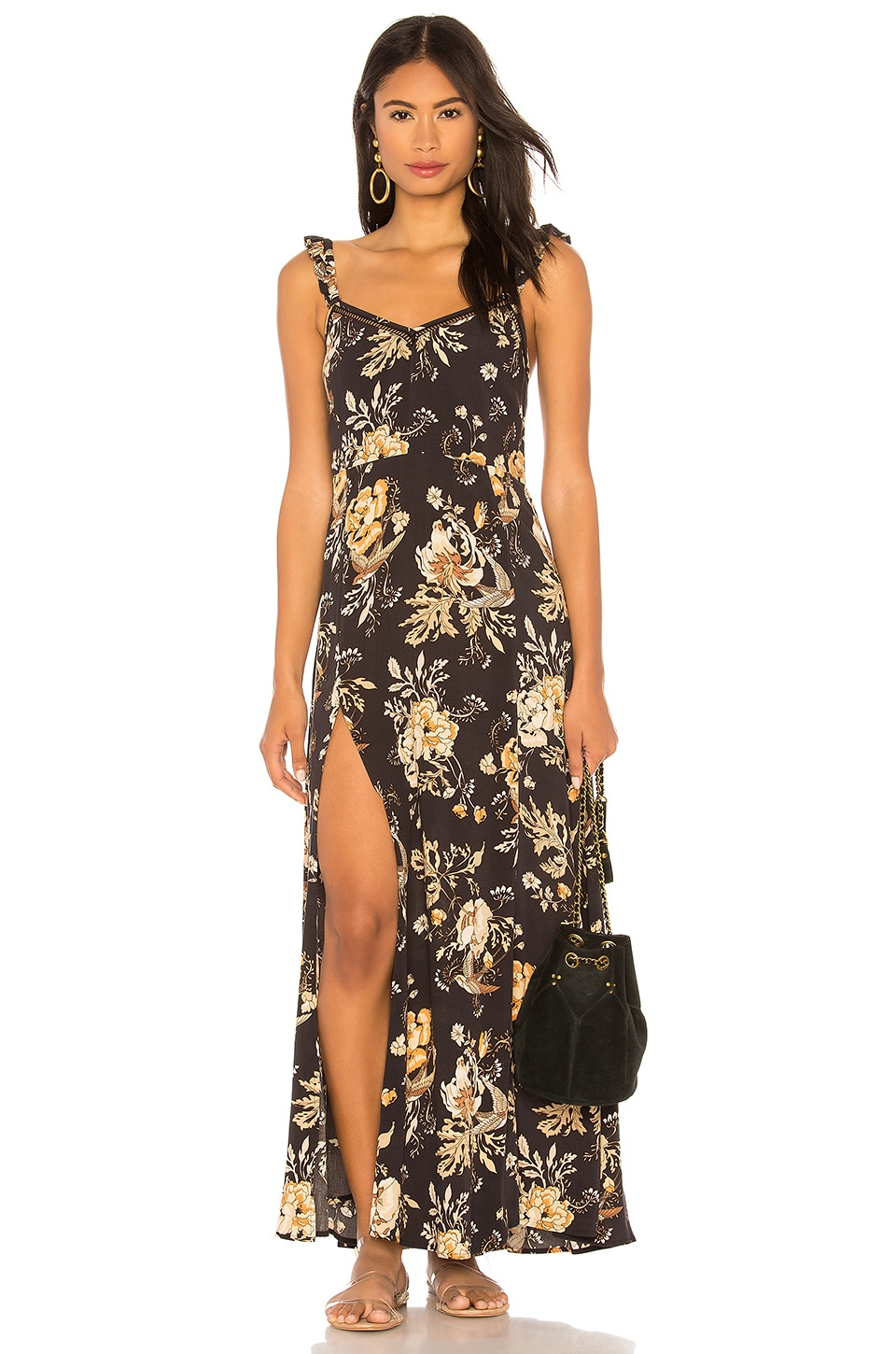 SPELL & THE GYPSY COLLECTIVE ROSA SUN DRESS