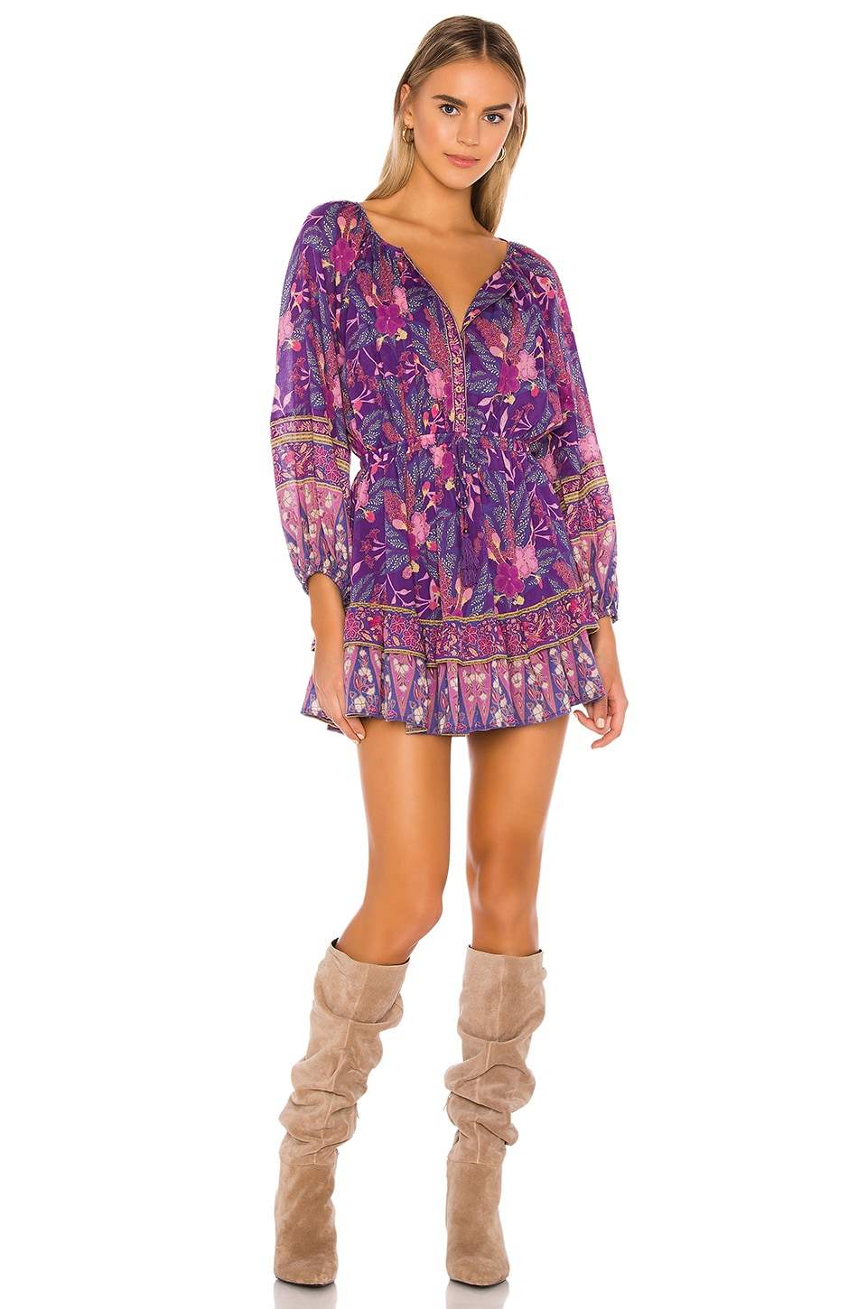 Spell & The Gypsy Collective ROBE BIANCA