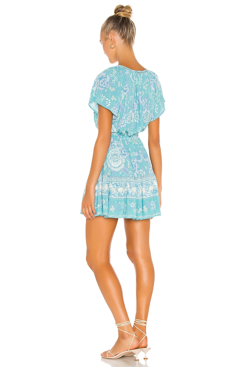 X REVOLVE Mystic Playdress, view 4, click to view large image.