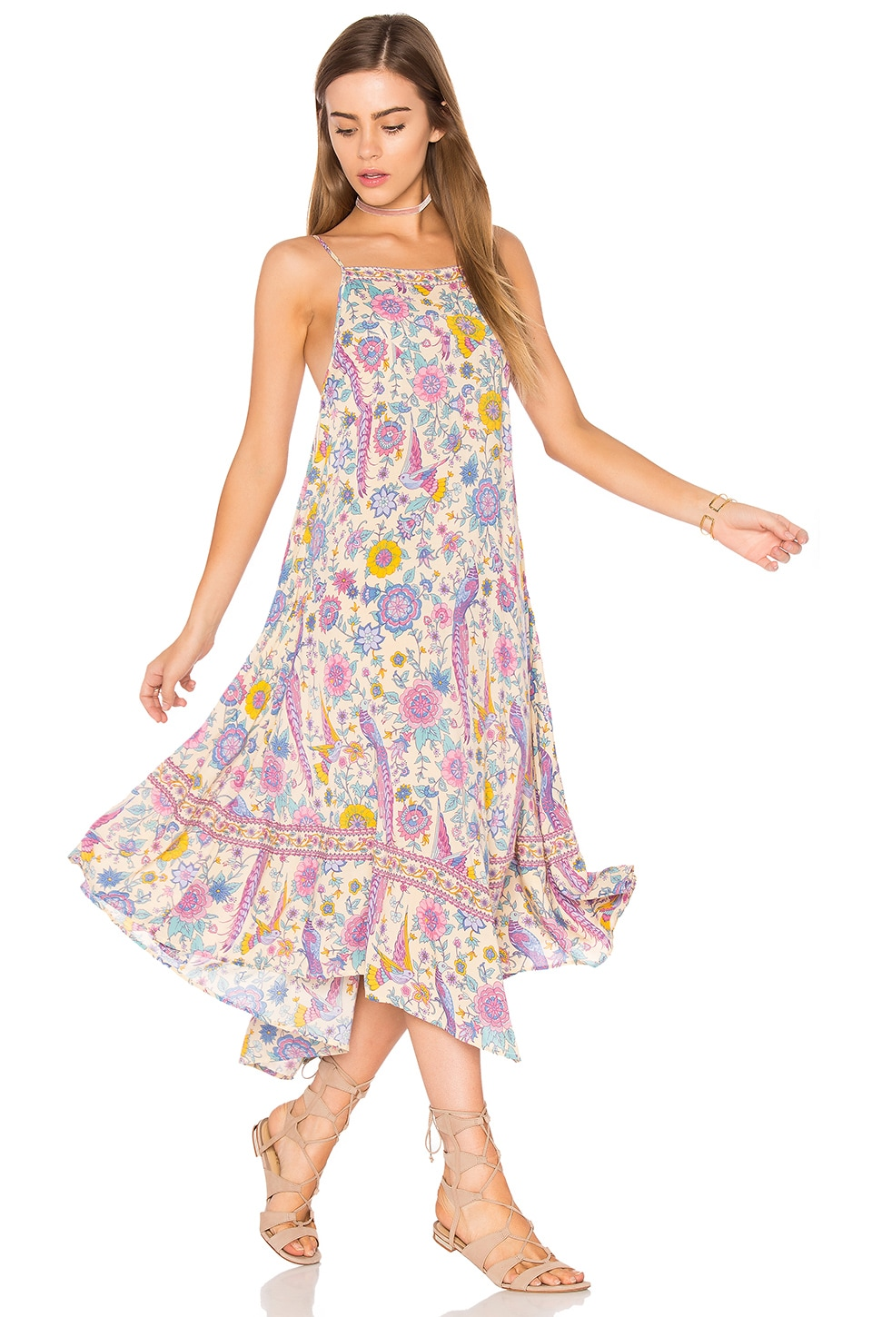 Spell & The Gypsy Collective Sundress Dress in Chamomile