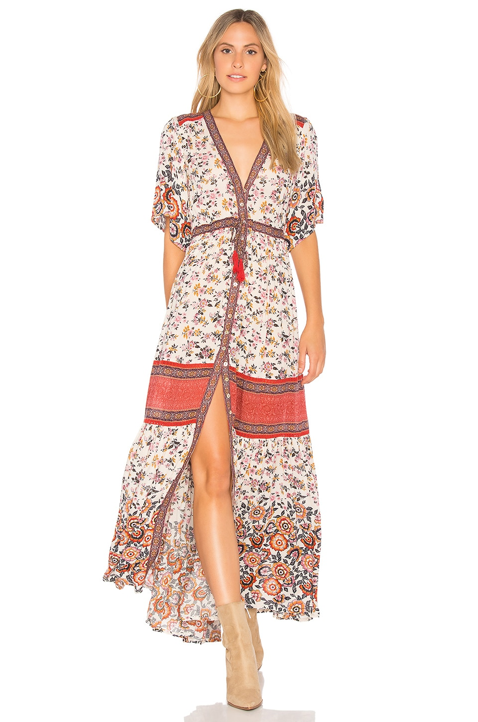 815204b9d15 Spell   The Gypsy Collective Maxi in Rosewood