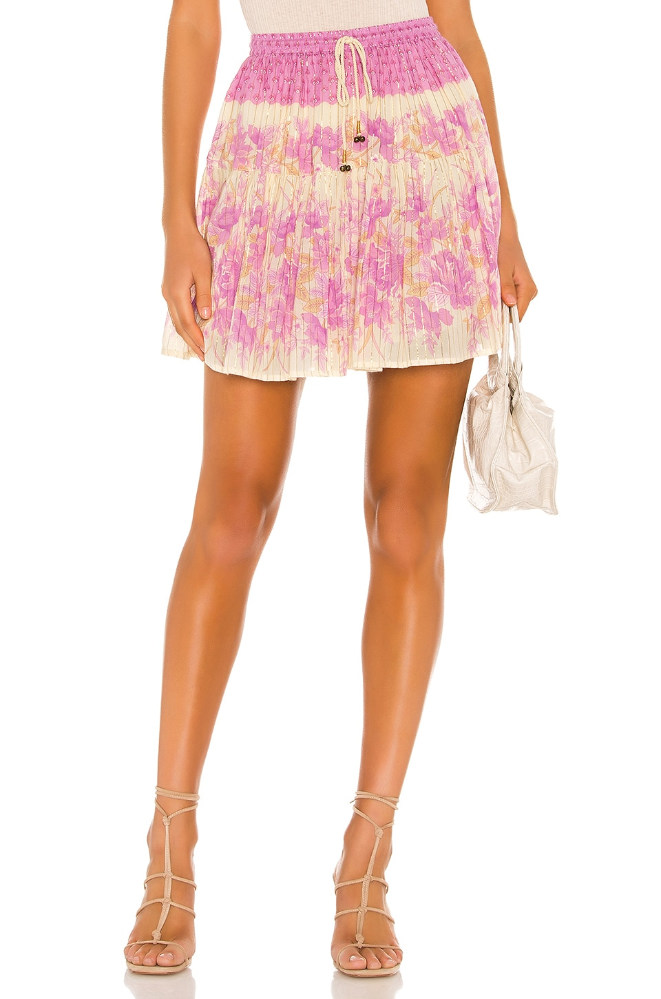 Spell & The Gypsy Collective x REVOLVE Coco Lei Mini Skirt in Lilac