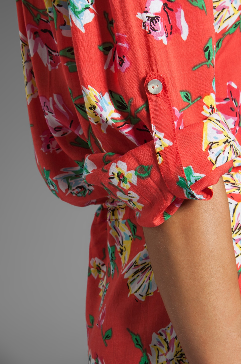 Spell & The Gypsy Collective Sundance Playsuit in Floral