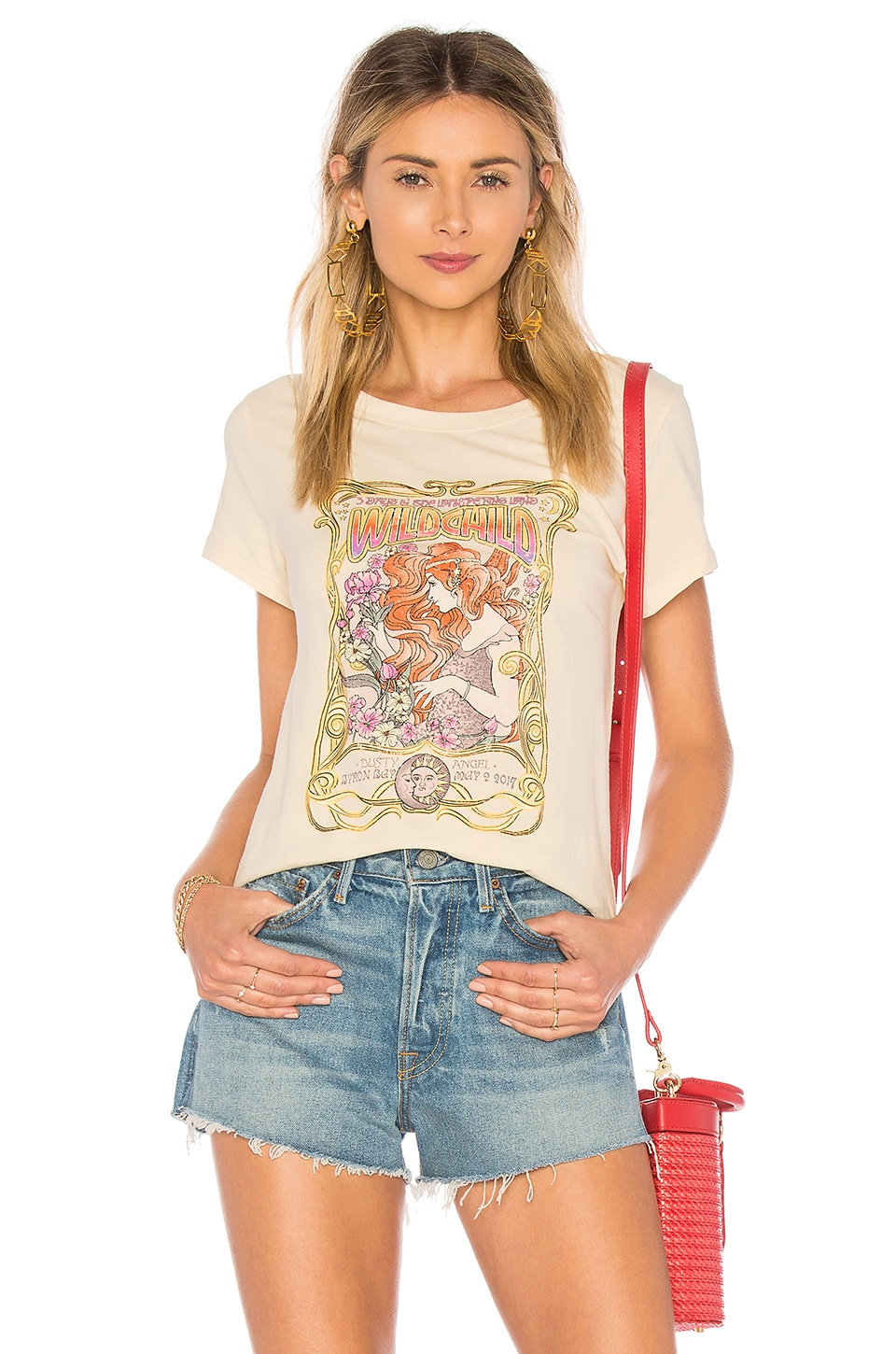 SPELL & THE GYPSY COLLECTIVE WILD CHILD TEE