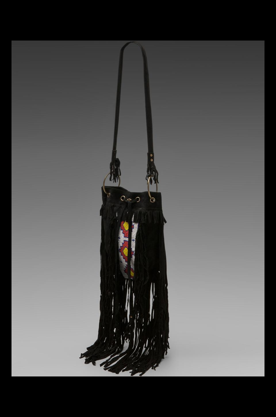 Spell & The Gypsy Collective The Coachella Tassel Bag in Black