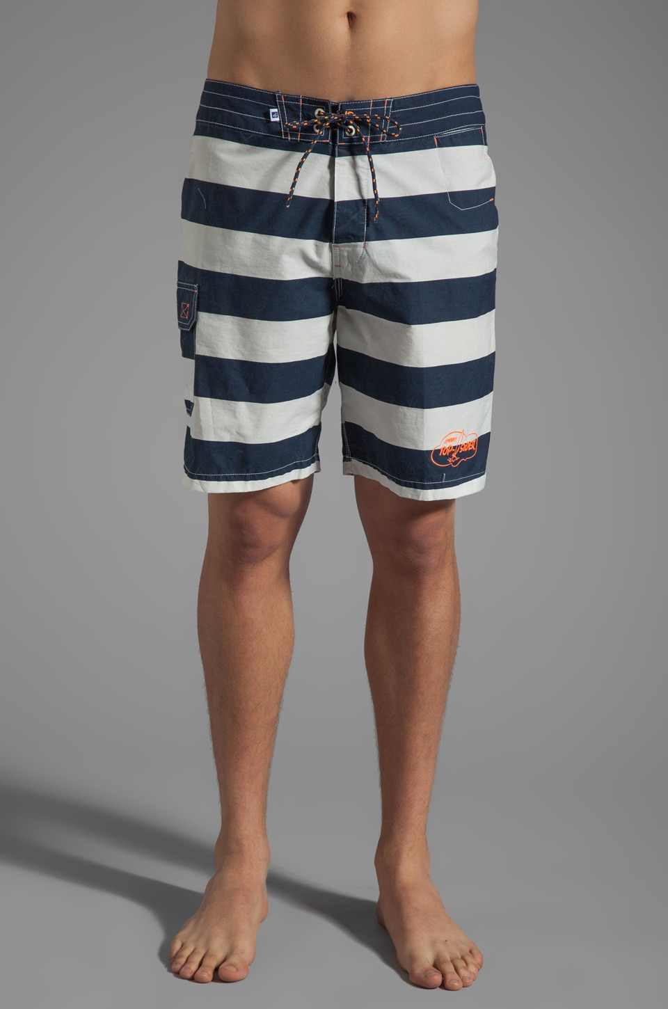 Sperry Top-Sider On Cloud 9 Boardshort in Navy