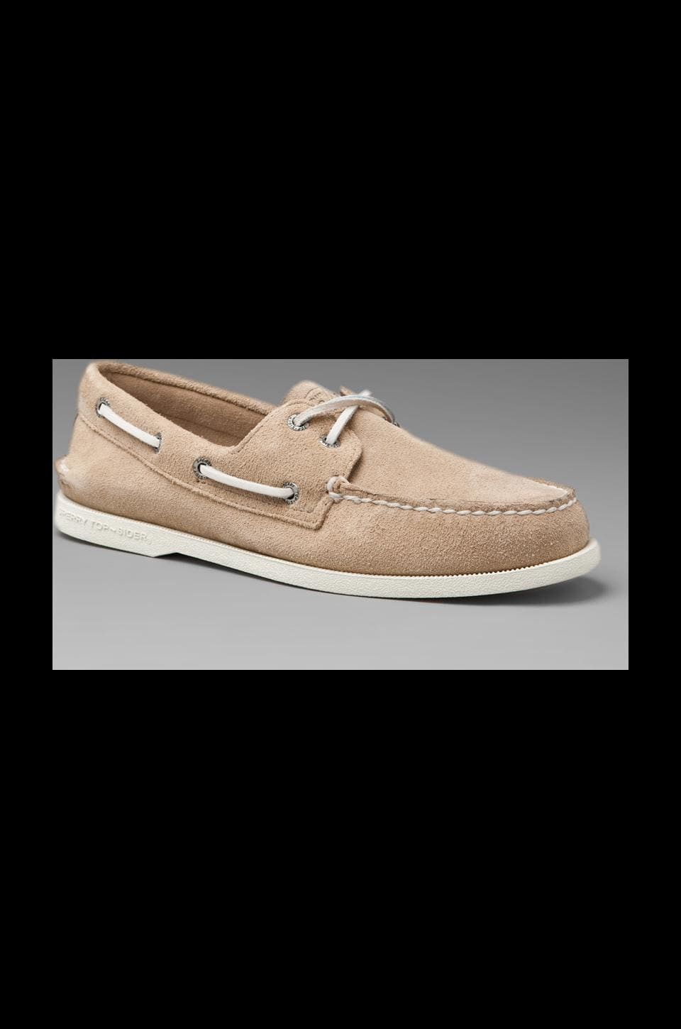 Sperry Top-Sider Cloud Collection A/O in Sand Suede