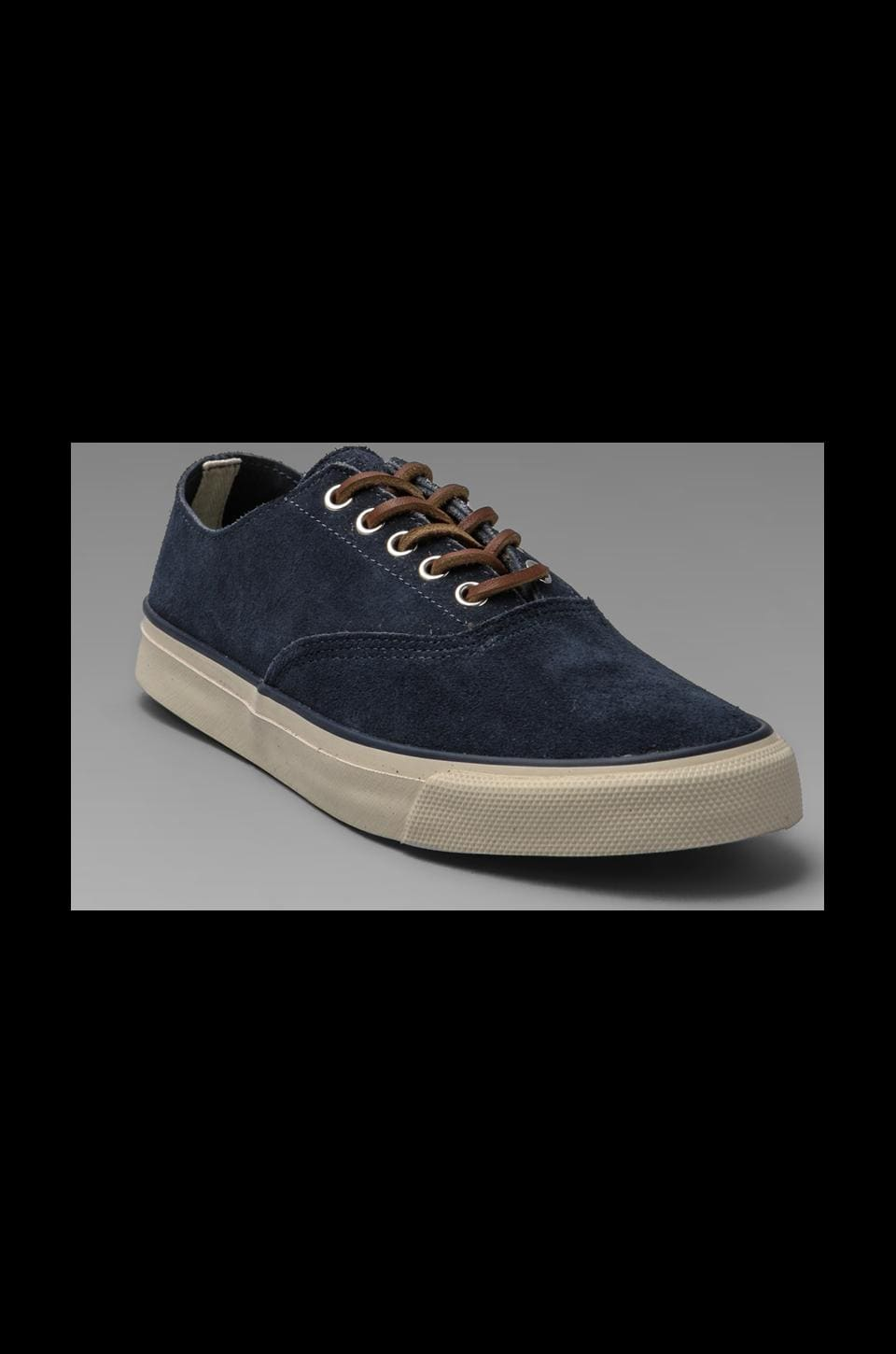 Sperry Top-Sider CVO Suede in Navy Suede