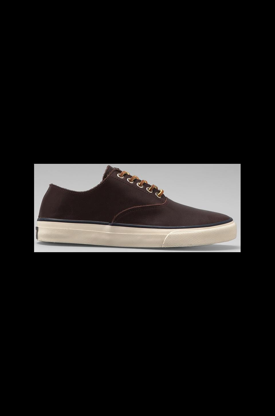 Sperry Top-Sider CVO Leather in Amaretto
