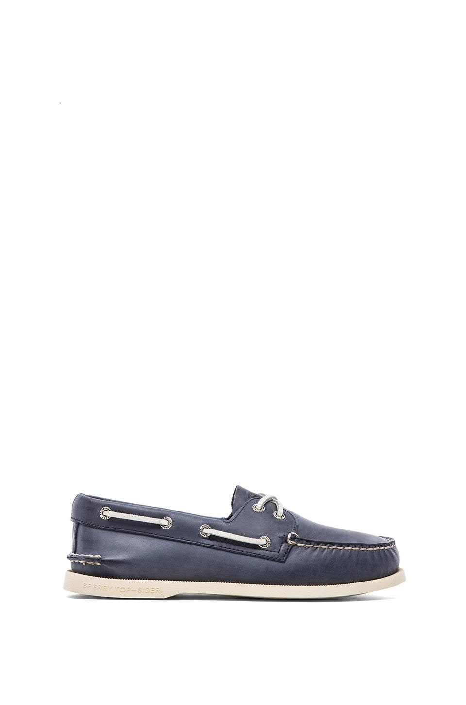 Sperry Top-Sider A/O 2-Eye Free Time in Blue