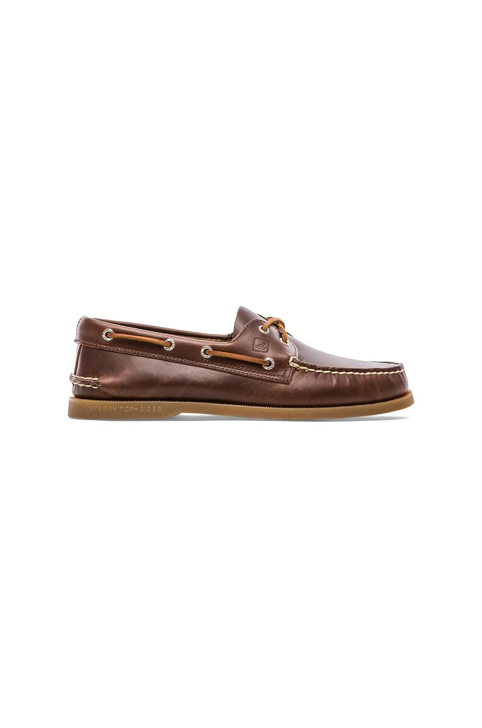 Sperry Top-Sider A/O 2-Eye Cyclone in Brown