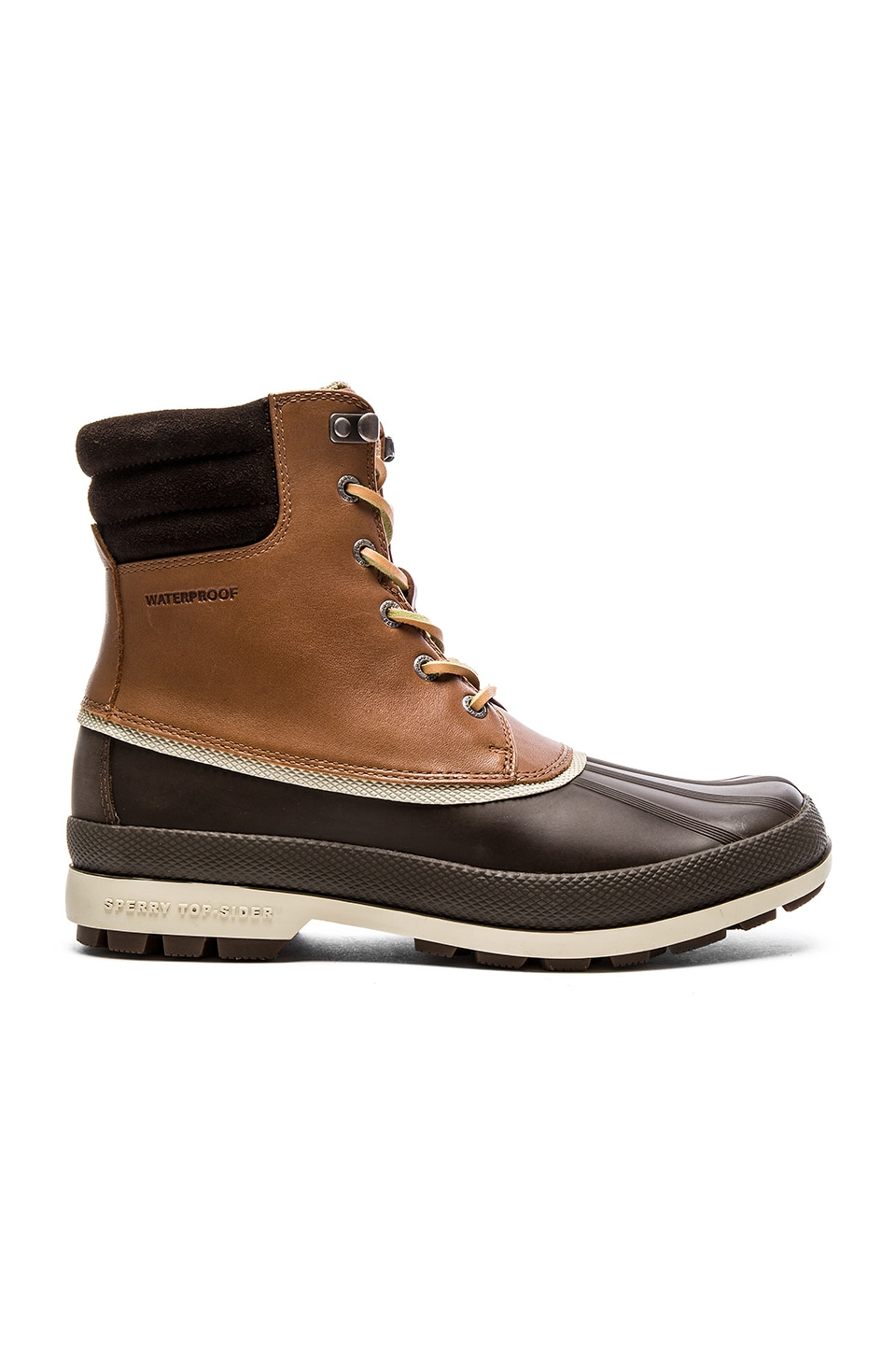 Sperry Top-Sider Cold Bay Boot in Brown Tan