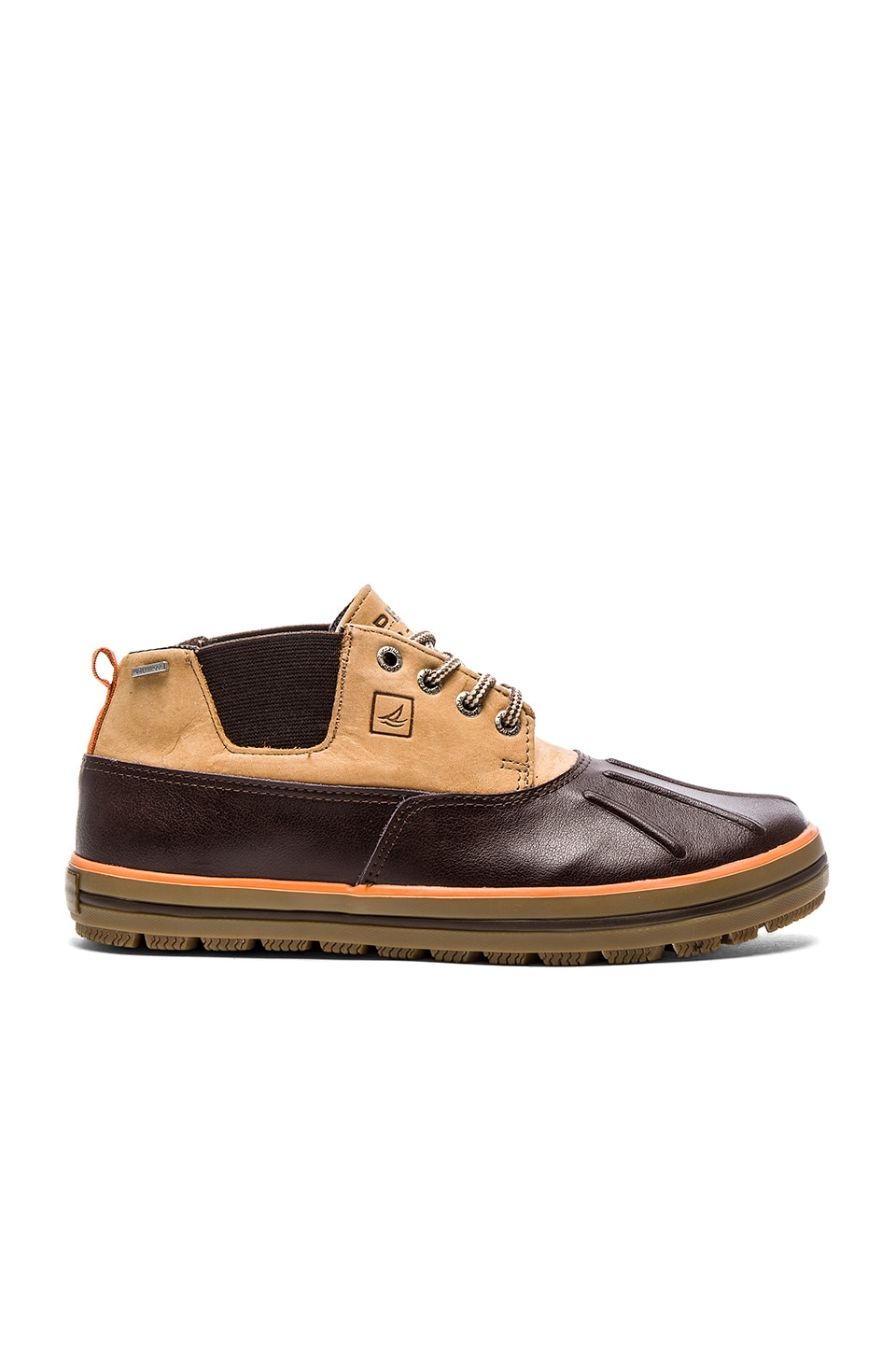 Sperry Top-Sider Fowl Weather in Brown Tan
