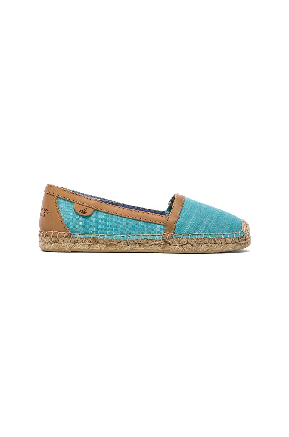 Sperry Top-Sider Danica in Blue Chambray