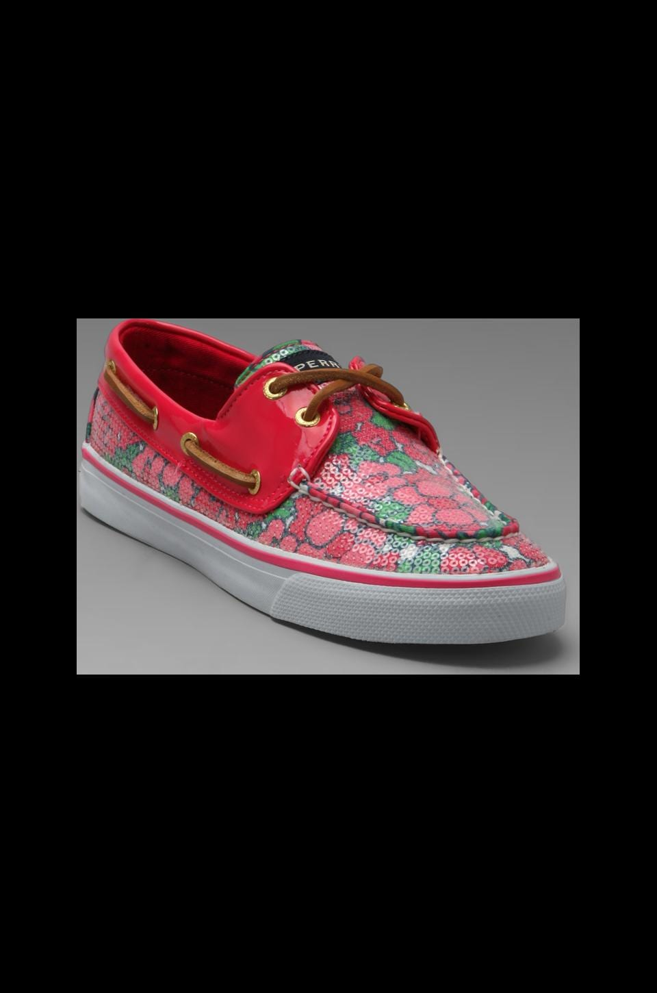 Sperry Top-Sider Bahama 2-Eye in Berry Floral