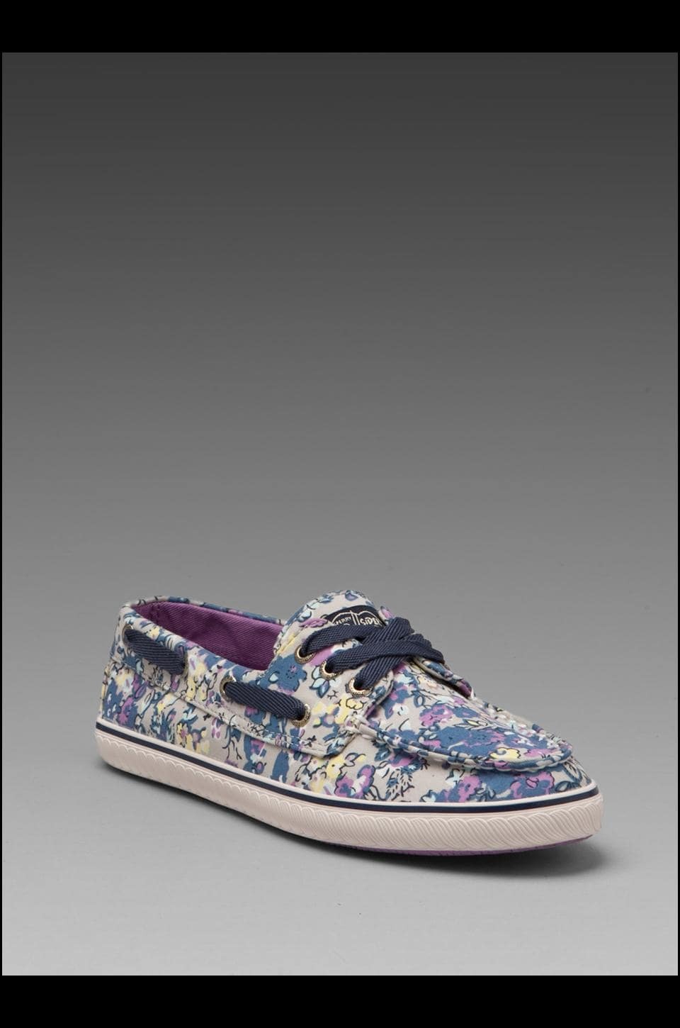 Sperry Top-Sider Cruiser in Plum Ditsy Floral