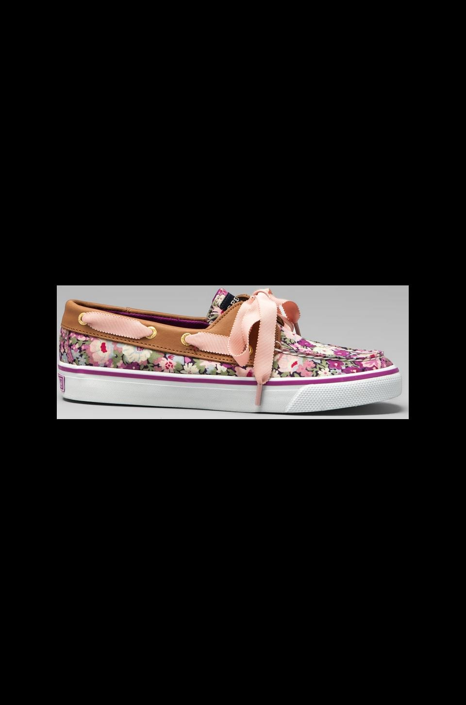 Sperry Top-Sider Bahama 2-Eye in Pink Liberty Floral