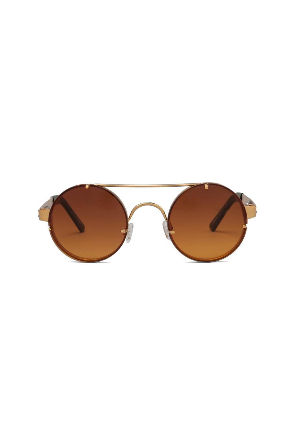 Spitfire Lennon 2 in Gold w/ Brown