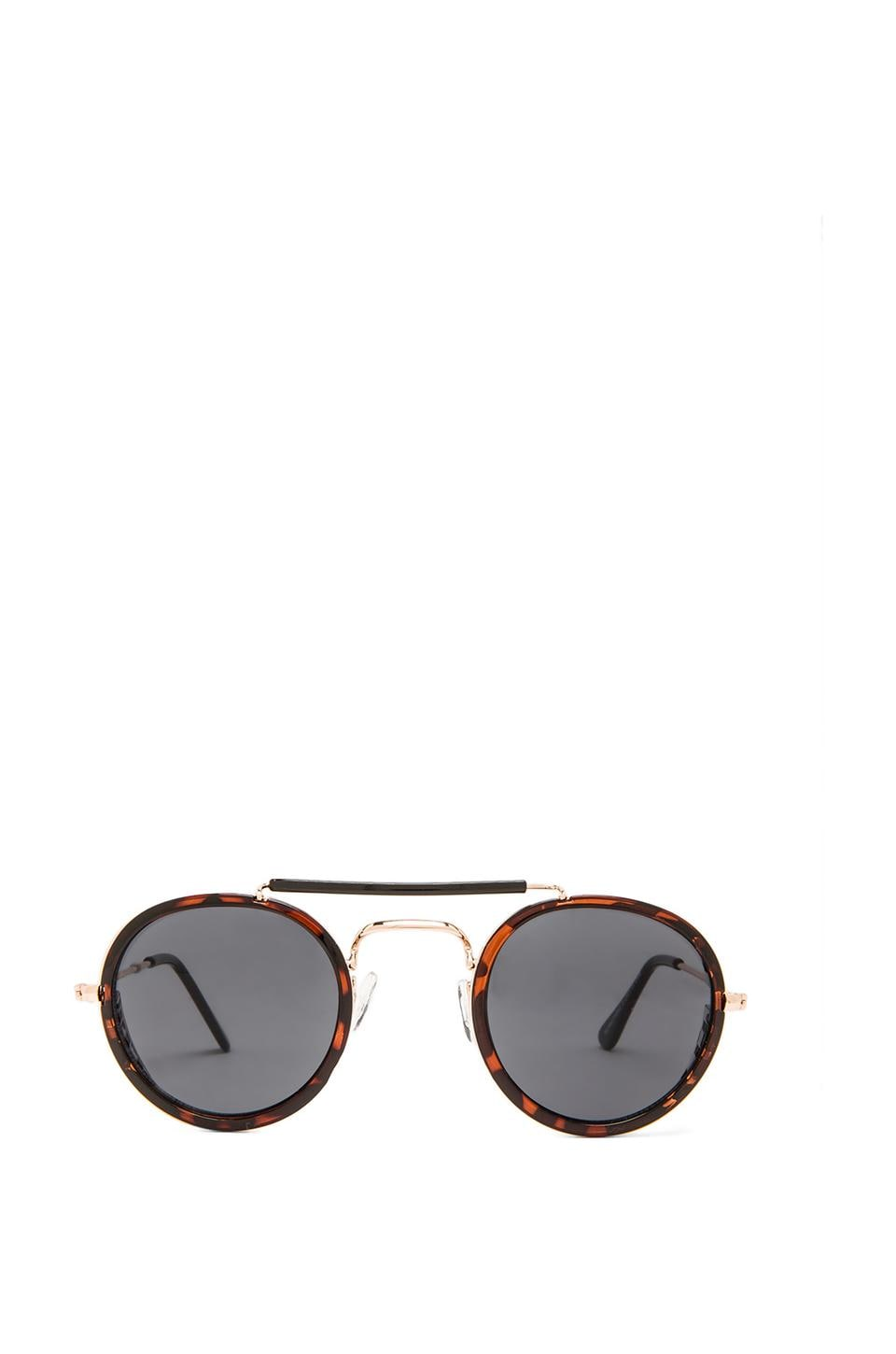 Spitfire Technotronic 5 in Tortoise & Black