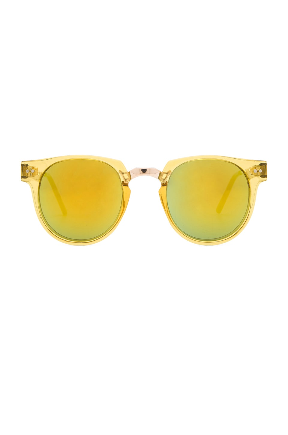 Spitfire Teddy Boy 2 in Yellow & Gold Mirror