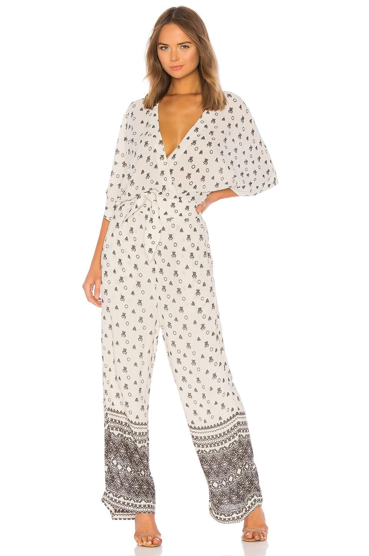 Desert Batik Print Jumpsuit