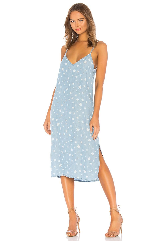 Americana Slip Dress by Splendid
