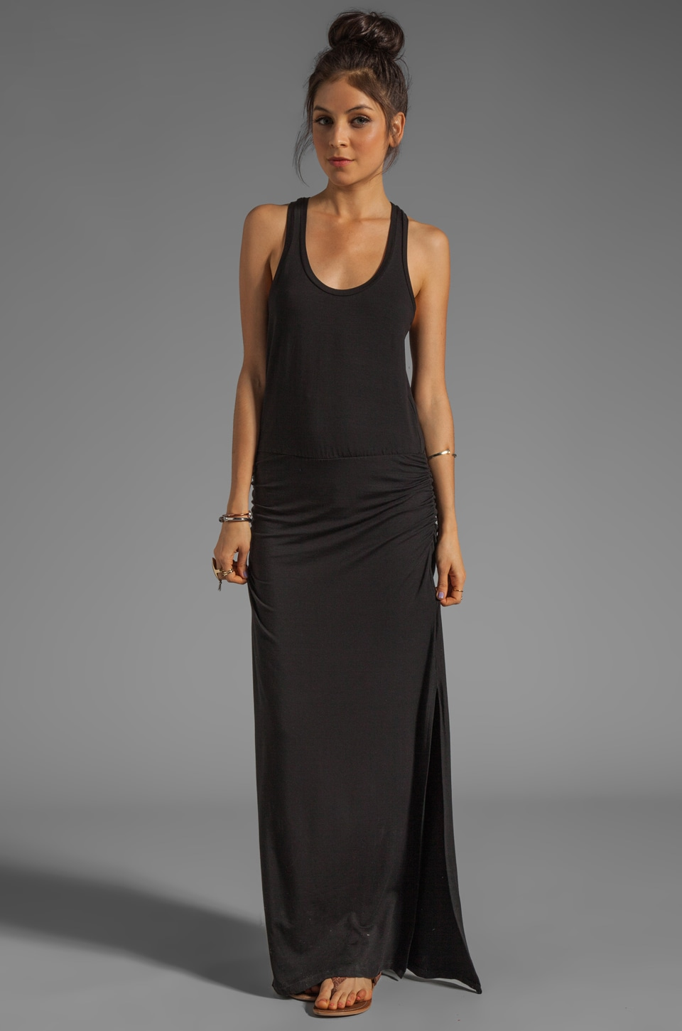 Splendid Maxi Dress in Black
