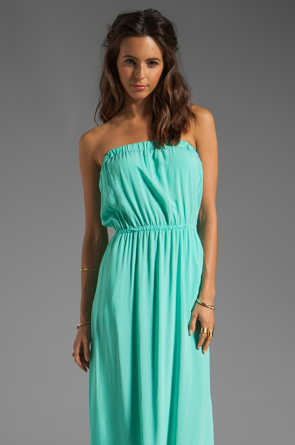 Splendid Maxi Dress in Waterfall