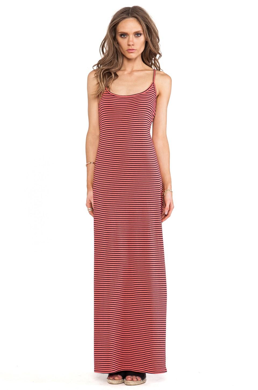 Splendid Dress in Coral Pink
