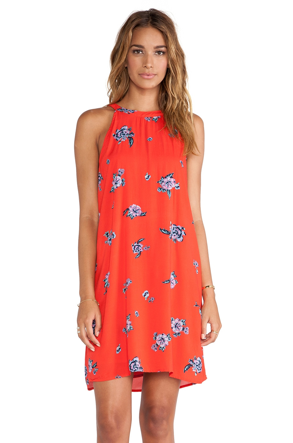 Splendid Ashbury Blooms Tank Dress
