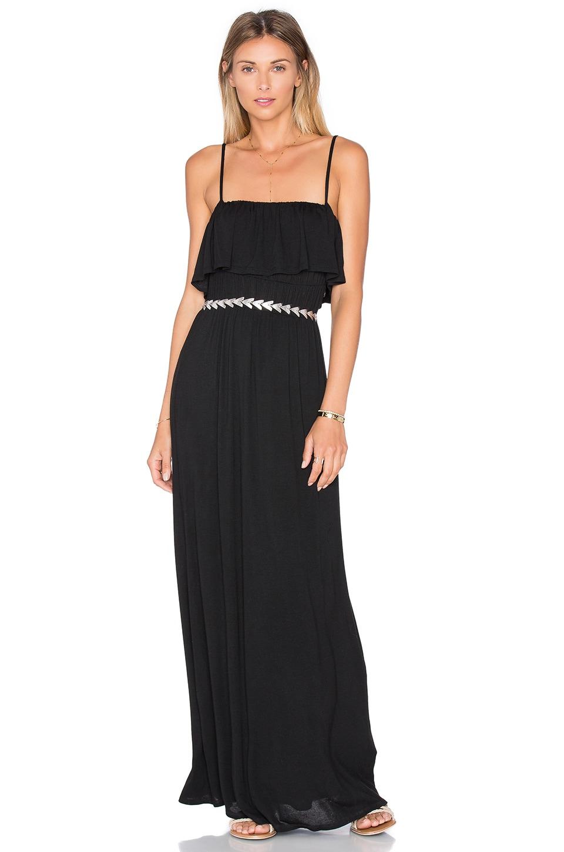 Drapey Lux Maxi Dress by Splendid