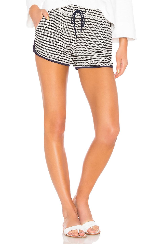 Fisherman Stripe Shorts