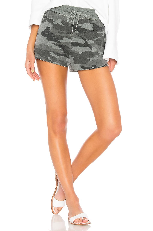Camo Active Shorts
