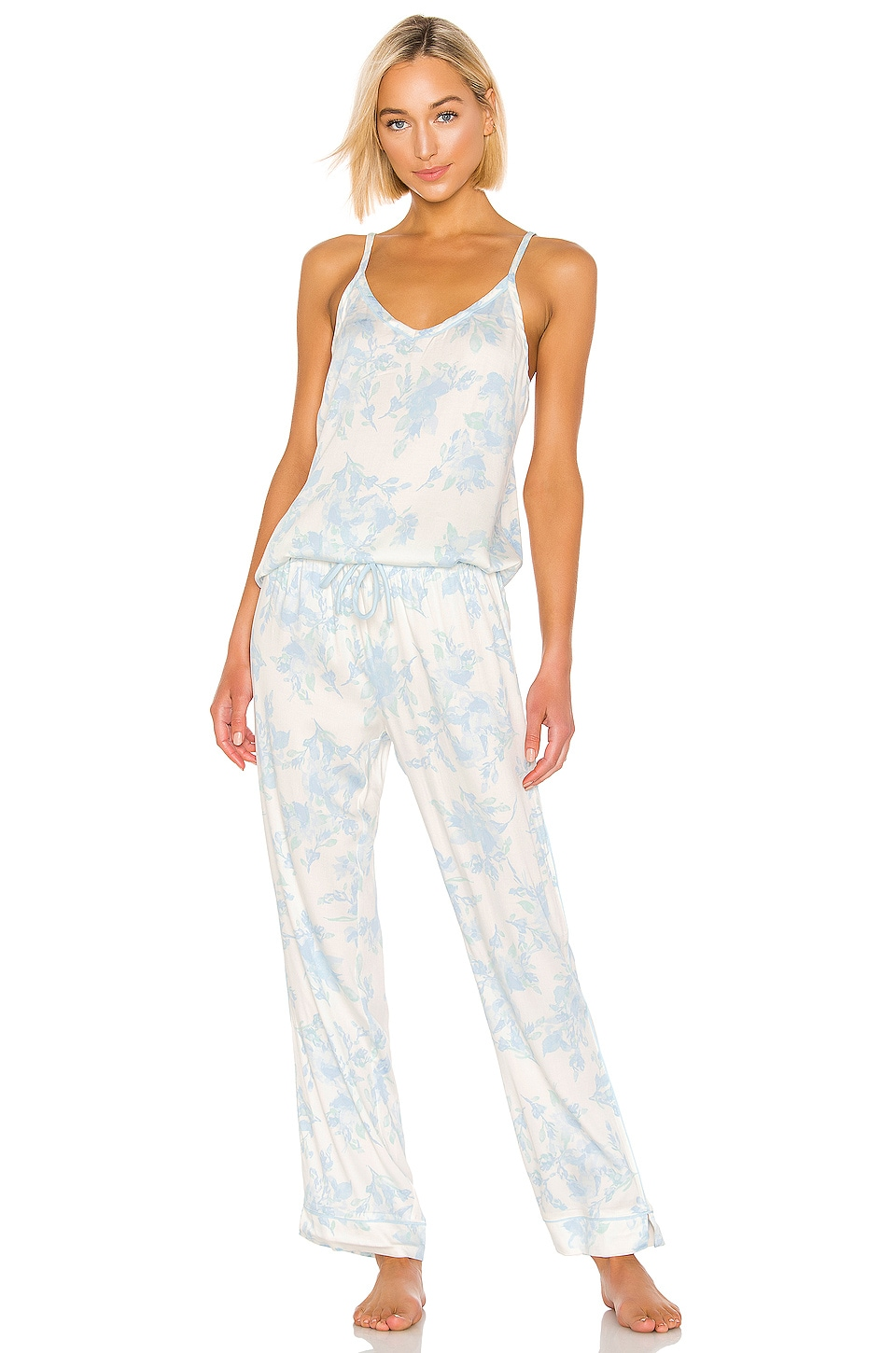 Splendid Sleep PJ Set in Floral Shades