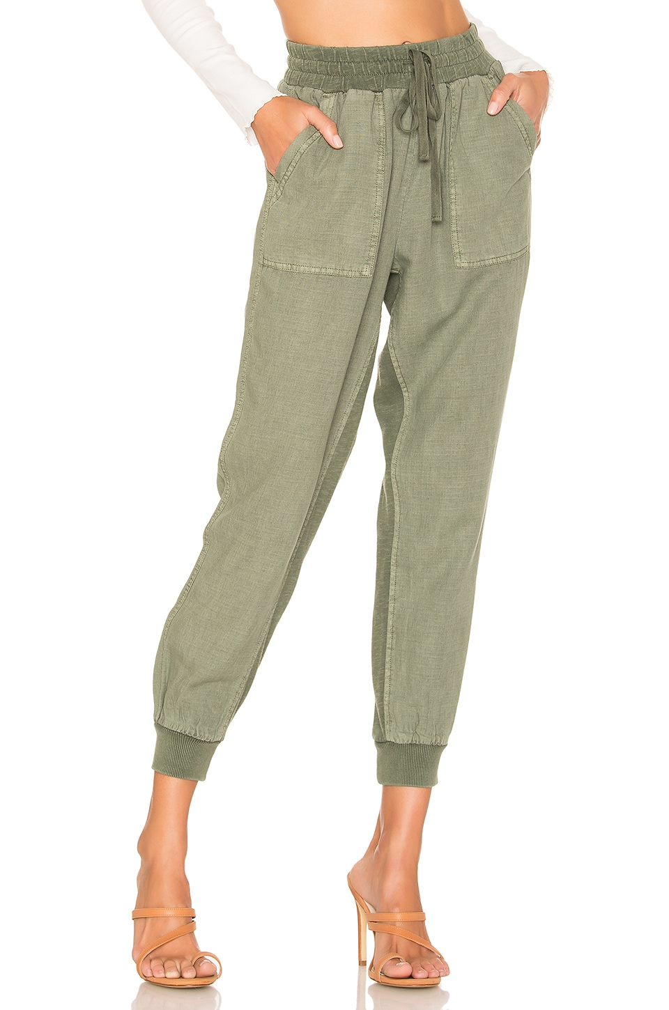 Splendid Boardwalk Jogger in Vintage Spring Green