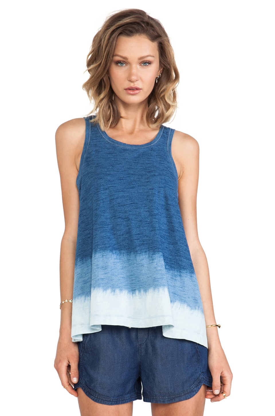 Splendid Indigo Dye Tank in Medium
