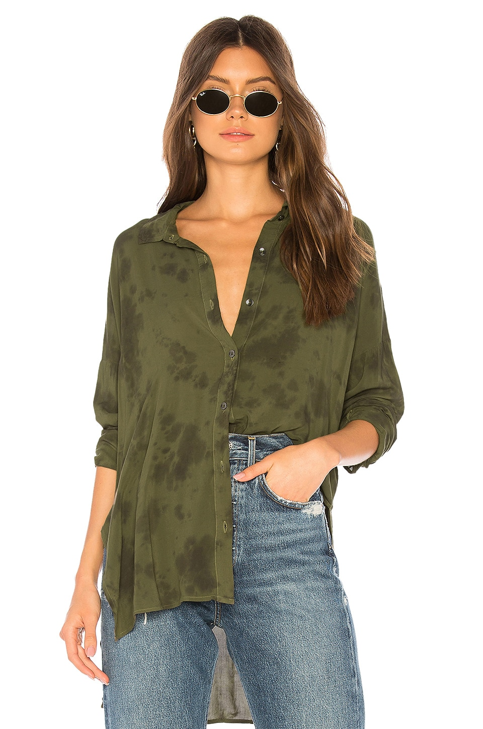 Willow Button Down