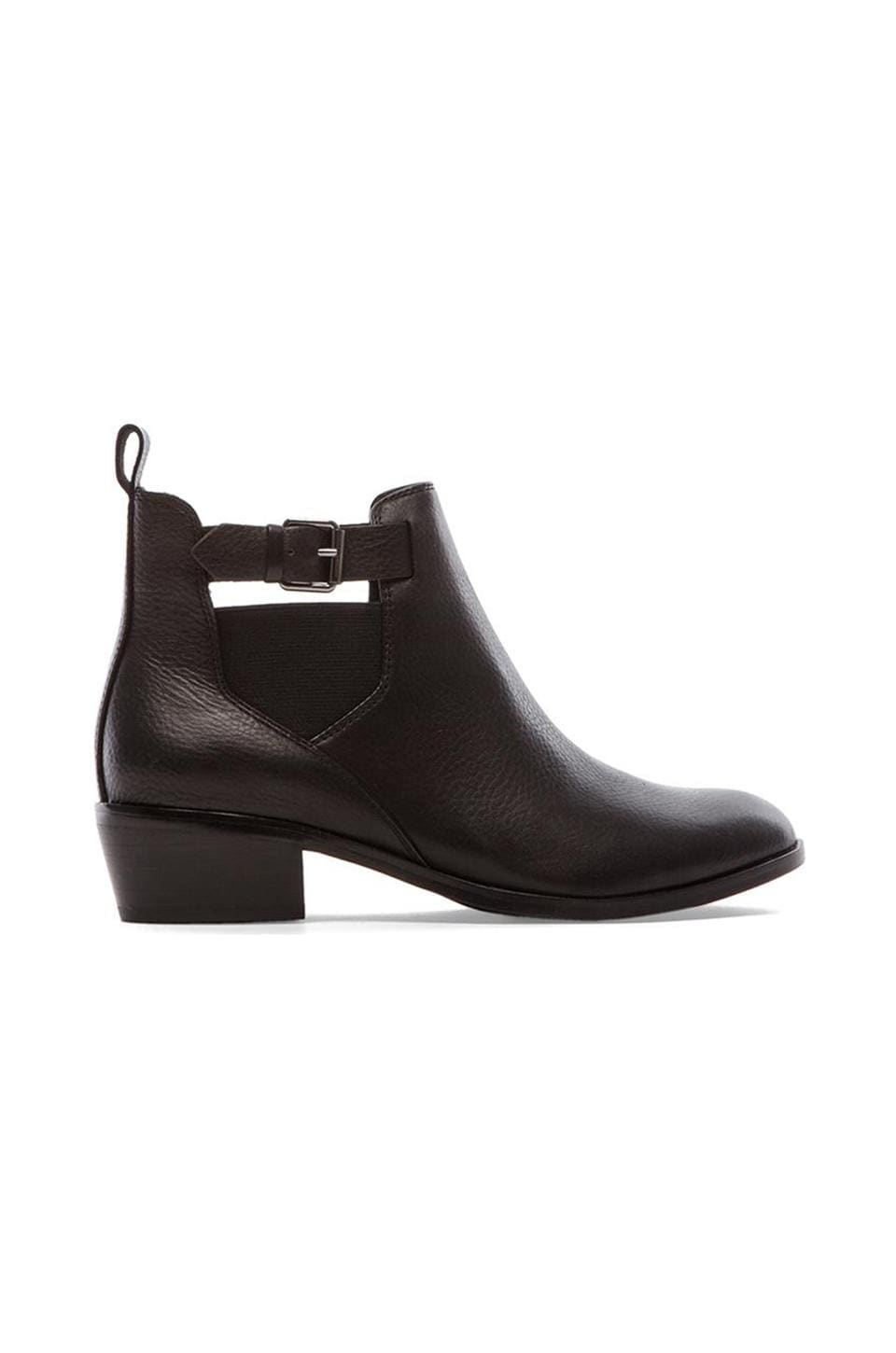 Splendid Hilltop Booties in Black