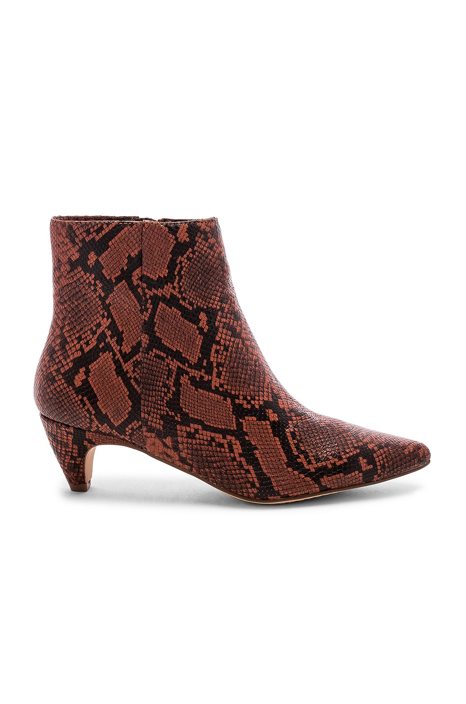 Splendid Nettie Bootie in Brick