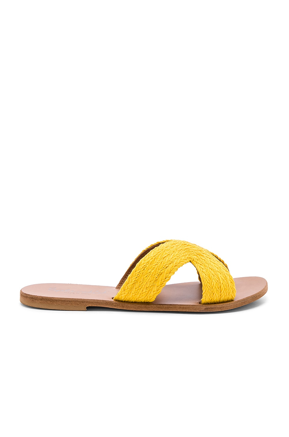 Splendid Sydney Sandal in Yellow