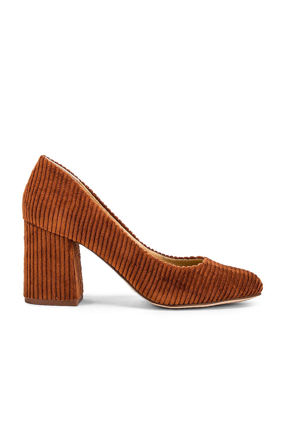 Splendid Hector Heel in Whiskey