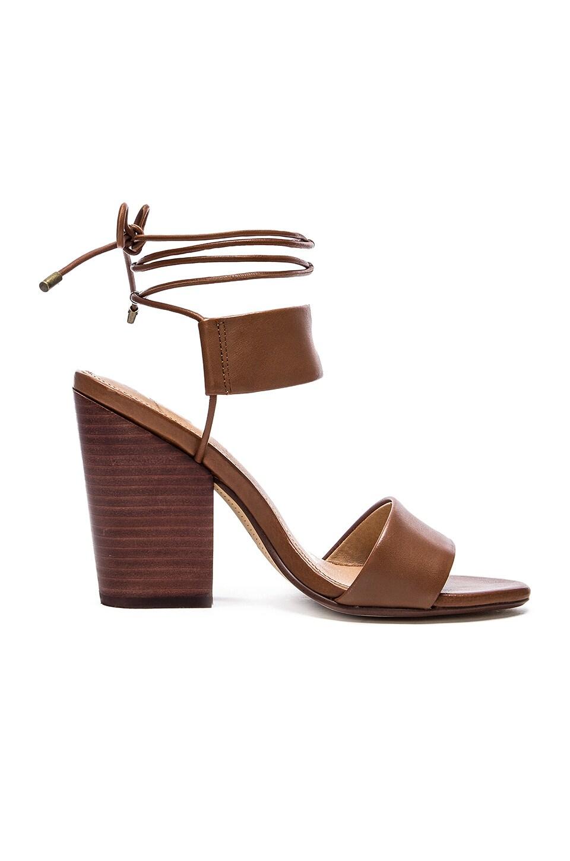 Splendid Kenya Heel in Cognac Leather