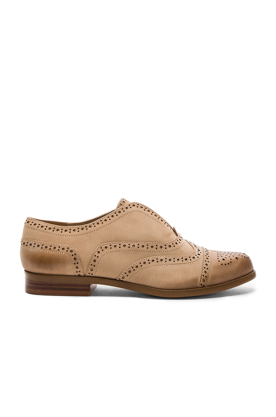 Splendid Tobey Oxford in Nut