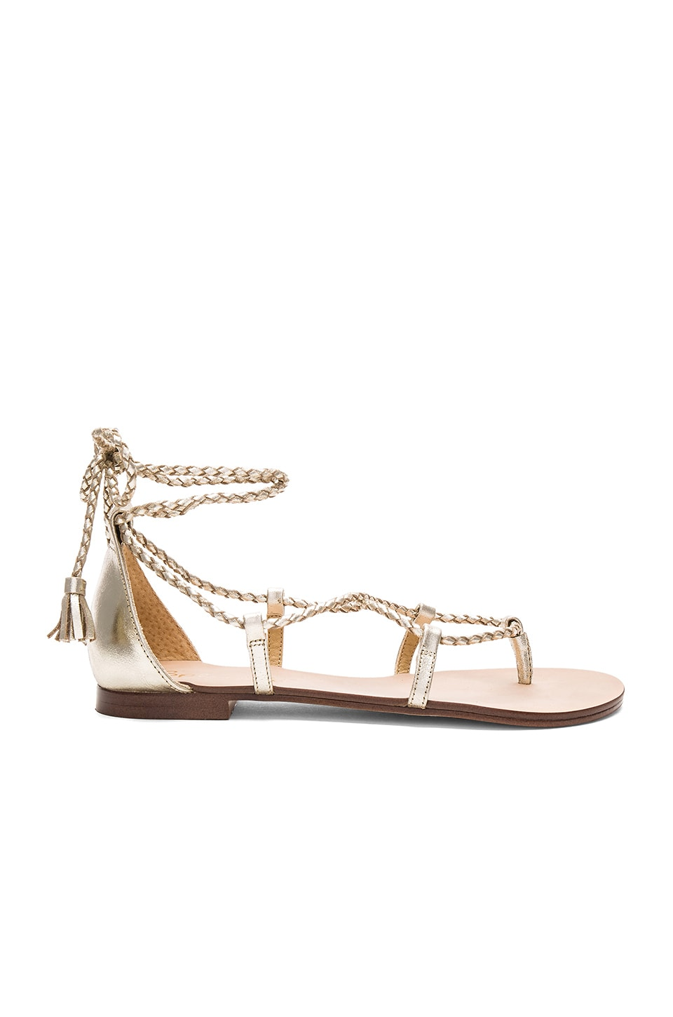 Splendid Cora Sandal in Gold
